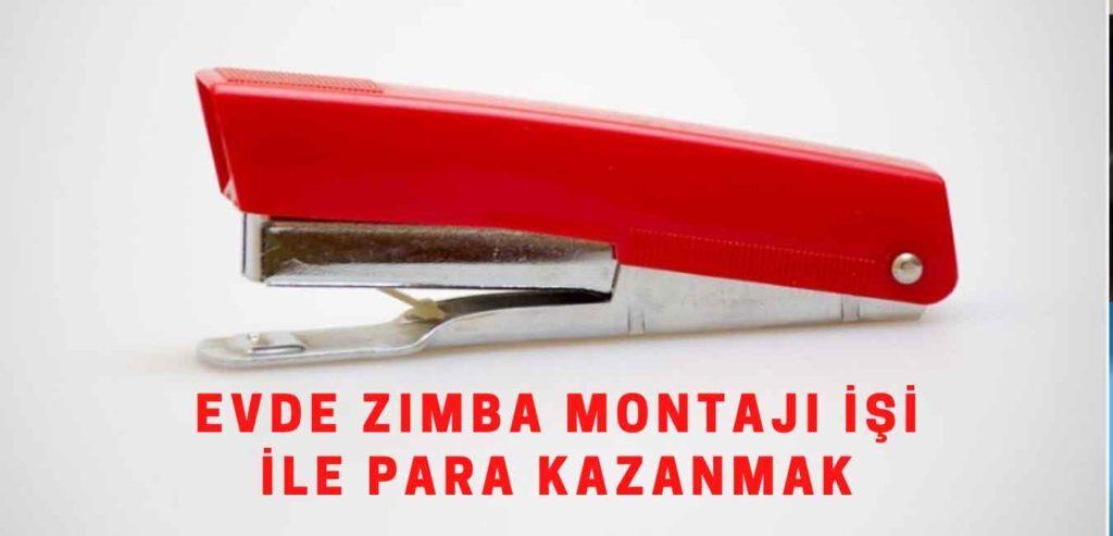 Evde Zımba Montajı İşi İle Para Kazanmak neler yapılmalı adlı konu için hazırlanmış bir görseldir.
