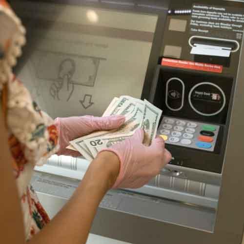 atm euro ve dolar bozma işlemi