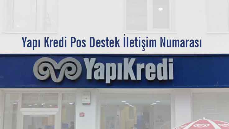 YKB Pos Destek Hattı İletişim Ayrıntılı Bilgi